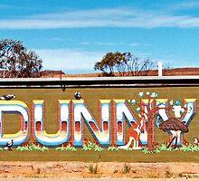 Dinkum Dunnies, Australia (5) by Margaret  Hyde