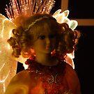 Chistmas Doll by Kenneth Massara