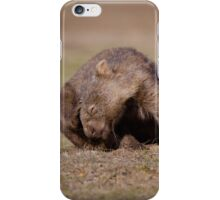 Wombat Scratch iPhone Case/Skin