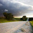 Medium Country Road Thunder by Chris Pultz