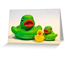 Meet Eastman 168 and Lil' e... Greeting Card