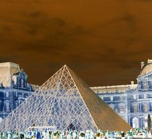Louve in Paris -2 by Darrell-photos