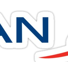 Lan Airlines Sticker