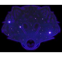 cosmic woof Photographic Print