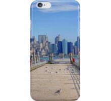 Liberty Island, NYC, New York, USA iPhone Case/Skin