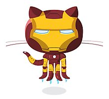 ironcat Photographic Print