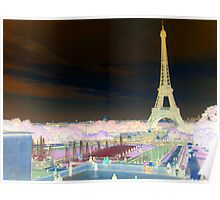Eiffel Tower - Paris Poster