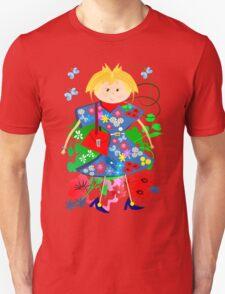 Spring doll Unisex T-Shirt
