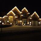 Christmas Lights by Kenneth Massara