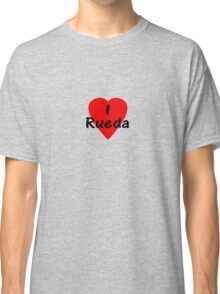 Dance - I Love Rueda T-Shirt & Top Classic T-Shirt