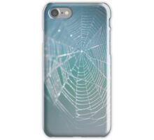 On the web! iPhone Case/Skin
