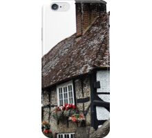 The Oldest Pub in Sussex iPhone Case/Skin