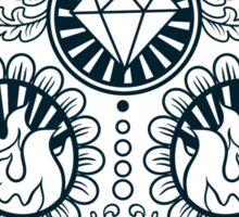Calavera Skull XXXXIII Sticker