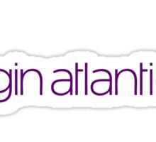 Virgin Atlantic Sticker
