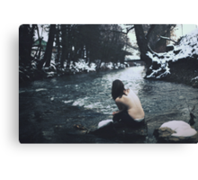 Cold side Canvas Print