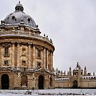 Radcliffe Camera and All Souls' College by Karen Martin