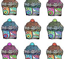 Cupcakes by Cassie Peel