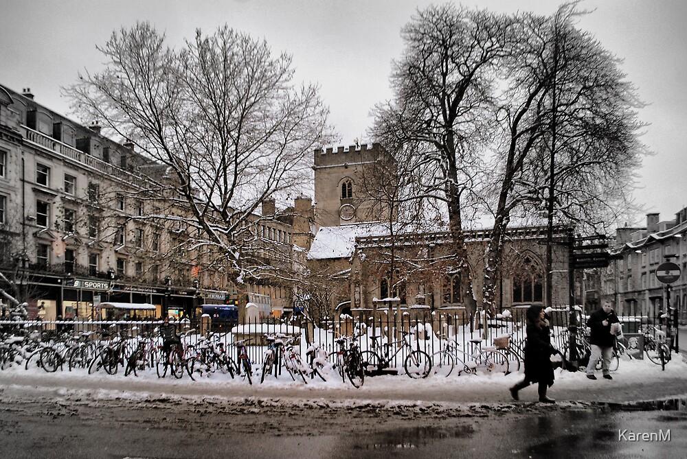 St Mary Magdalen Church, Oxford by Karen Martin