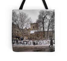 St Mary Magdalen Church, Oxford Tote Bag