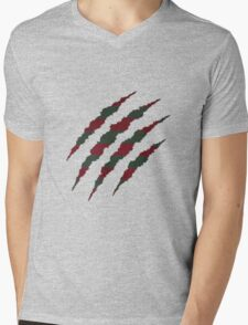 Freddy Krueger Mens V-Neck T-Shirt
