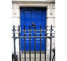 Doors of Europe-London Photographic Print