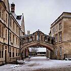 Hertford Bridge, Oxford by Karen Martin
