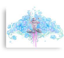 Blossoming Regrets Canvas Print