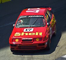 Dick Johnson Ford Sierra RS500 Cosworth Gp A by TGrowden