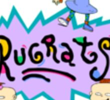 Rugrats Characters + logo Sticker