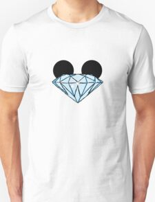 Diamond Ears Color T-Shirt