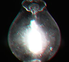 Cellophane Bulb by MargaretMyers