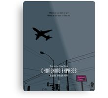 Chungking Express Metal Print