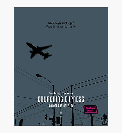 Chungking Express Photographic Print