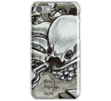 Multitasking Octopus iPhone Case/Skin