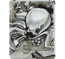 Multitasking Octopus iPad Case/Skin