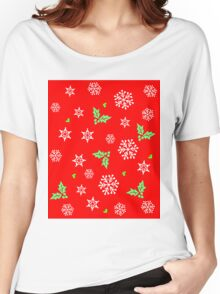 Christmas decoration Women's Relaxed Fit T-Shirt