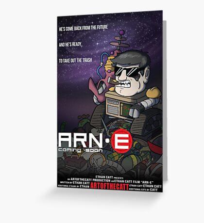 ARN-E Greeting Card