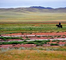 First Mile-Central Mongolia by imagesbykaiana