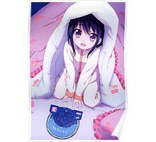 Charlotte anime Poster