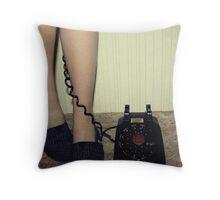 Telephone Throw Pillow