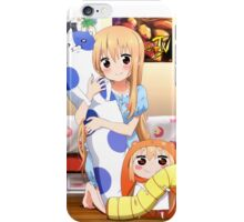 Umaru from Himouto Umaru Chan iPhone Case/Skin