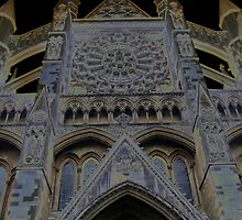 London - Westminister Abbey 1 by Darrell-photos