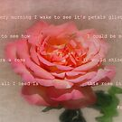 If Love Were A Rose by jules572