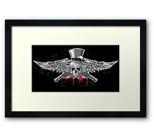 Angels with Guns Framed Print