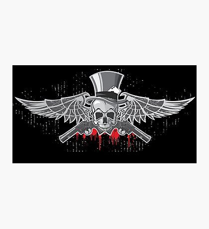 Angels with Guns Photographic Print