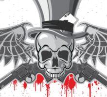 Angels with Guns Sticker