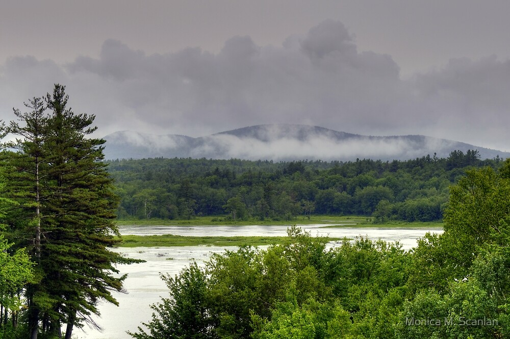 As The Fog Lifts by Monica M. Scanlan