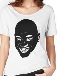 The Oily Spicy Chef (Ainsley Harriott [harriot]) Women's Relaxed Fit T-Shirt