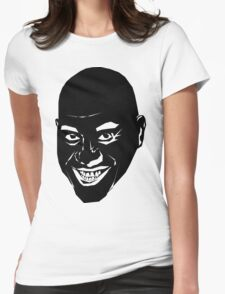The Oily Spicy Chef (Ainsley Harriott [harriot]) Womens Fitted T-Shirt
