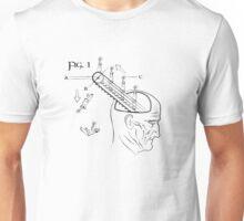 Ideas Won't Keep Unisex T-Shirt
